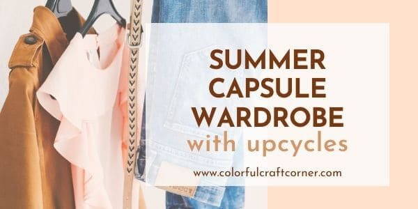 How to build a summer capsule wardrobe on a budget
