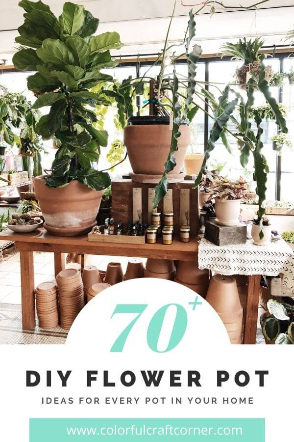 How to DIY pots and planters