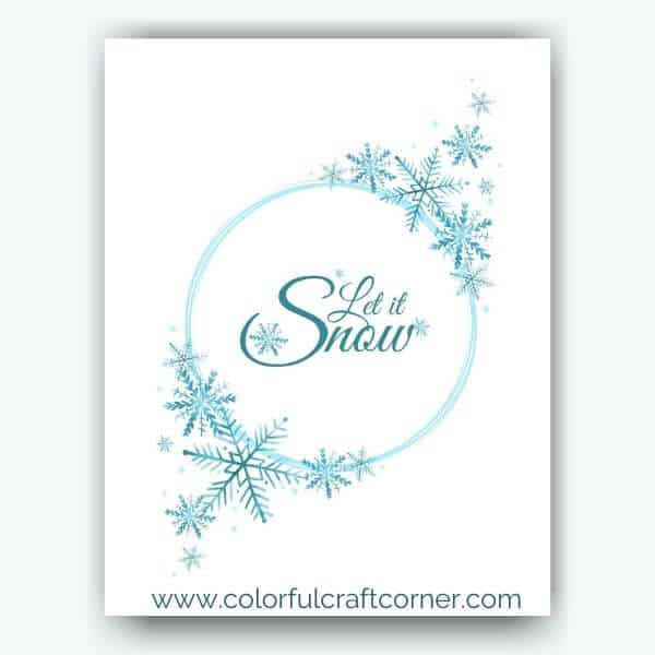 Free Snow Digital Downloads