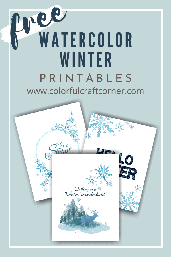 Winter Art Prints