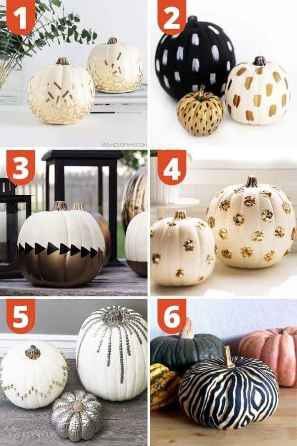 Cool Pumpkin Painting Ideas
