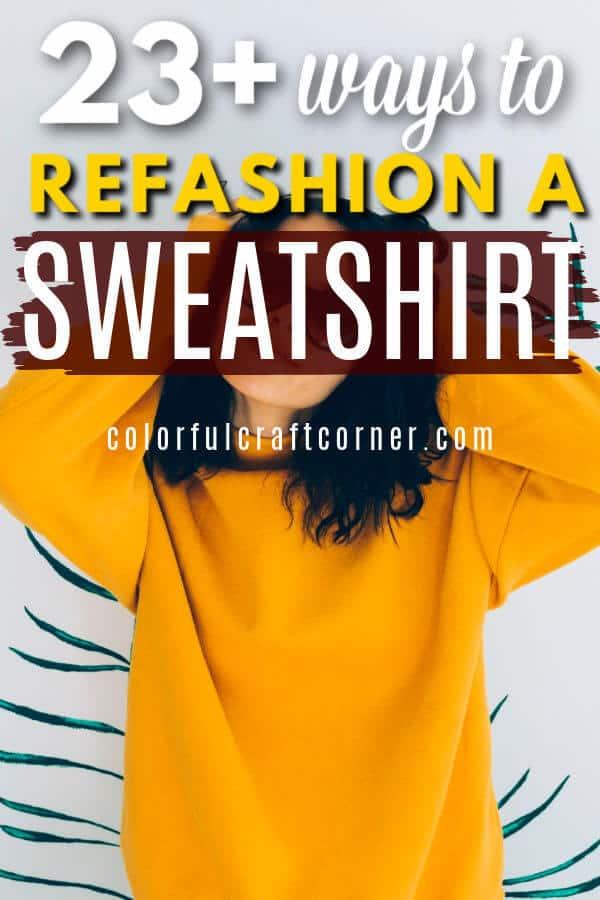 sweatshirt alterations