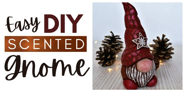 Easy DIY Scented Gnome